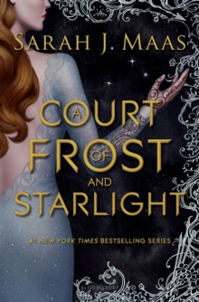 A Court of Frost and Starlight, Hardback Book