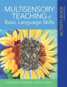 Multisensory Teaching of Basic Language Skills Activity Book, Paperback / softback Book
