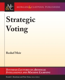 Strategic Voting, Hardback Book