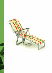 From Scraps Journal: Chaise Lounge Chair, Paperback / softback Book