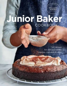 Junior Baker, Hardback Book