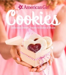 American Girl Cookies, Hardback Book