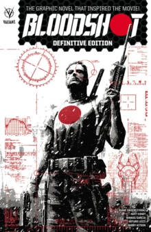 Bloodshot Definitive Edition, Paperback / softback Book
