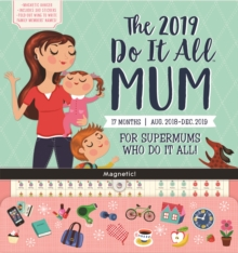 Do it all Mum P W 2019, Paperback Book