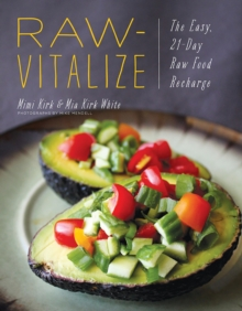 Raw-Vitalize : The Easy, 21-Day Raw Food Recharge, Paperback / softback Book