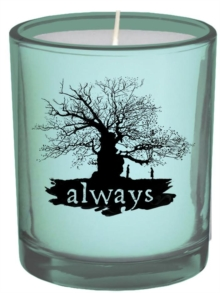 Harry Potter: Always Glass Votive Candle, Other printed item Book