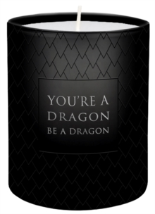 Game of Thrones: Be A Dragon Glass Votive Candle, Other printed item Book