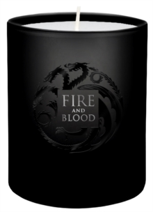 Game of Thrones: Fire and Blood Votive Candle, Other printed item Book