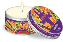Harry Potter: Weasley's Wizard Wheezes Tin Candle : Small, Cinnamon, Other printed item Book