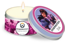 Overwatch: D.V.A Scented Candle : Small, Cinnamon 2 oz, Other printed item Book