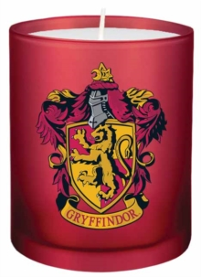 Harry Potter: Gryffindor Glass Votive Candle, Other printed item Book
