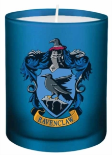 Harry Potter: Ravenclaw Glass Votive Candle, Other printed item Book