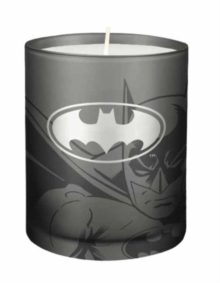 DC Comics: Batman Glass Votive Candle, Other printed item Book