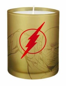 DC Comics: The Flash Glass Votive Candle, Other printed item Book