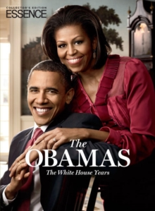 The Obamas : The White House Years, Hardback Book