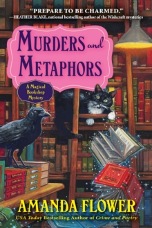 Murders And Metaphors : A Magical Bookshop Mystery, Hardback Book