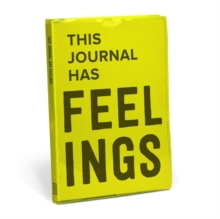 Knock Knock This Journal Has Feelings, Record book Book