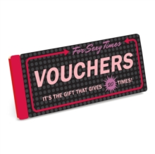Knock Knock Vouchers for Sexy Times,  Book
