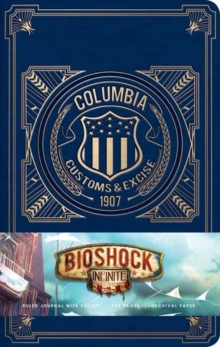 BioShock Infinite Hardcover Ruled Journal, Notebook / blank book Book