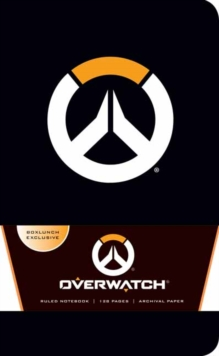 Overwatch Ruled Notebook, Notebook / blank book Book