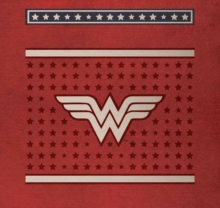 DC Comics: Wonder Woman Deluxe Stationery Set, Hardback Book