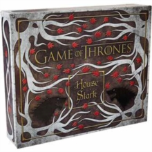Game of Thrones : House Stark: Desktop Stationery Set (With Pen), Kit Book
