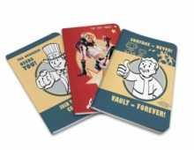 Fallout Pocket Notebook Collection : Set of 3, Paperback / softback Book