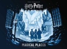 Harry Potter: Magical Places : A Paper Scene Book, Hardback Book