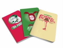 A Christmas Story Pocket Notebook Collection : Set of 3, Paperback / softback Book