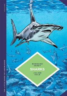 The Little Book Of Knowledge Sharks, Hardback Book