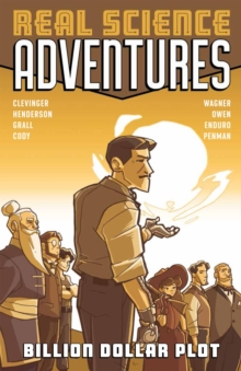 Atomic Robo Presents Real Science Adventures Billion DollarPlot, Paperback Book