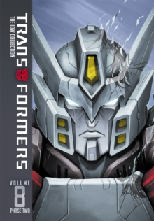 Transformers : Idw Collection Phase Two Volume 8, Hardback Book