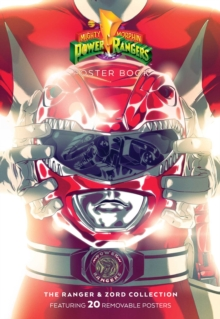 Mighty Morphin Power Rangers: Rangers & Zords Poster Book, Other book format Book