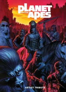 Planet of the Apes Artist Tribute, Hardback Book
