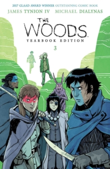 The Woods Yearbook Edition Book Three, Paperback / softback Book