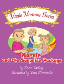 Marvin and the Surprise Package, Hardback Book