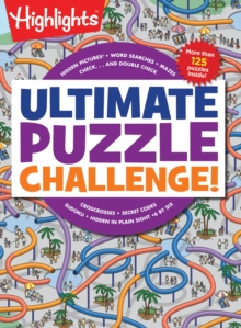 Ultimate Puzzle Challenge, Paperback / softback Book