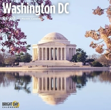 WASHINGTON DC WALL CALENDAR 2020,  Book