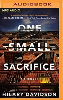 ONE SMALL SACRIFICE, CD-Audio Book
