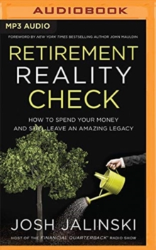 RETIREMENT REALITY CHECK, CD-Audio Book