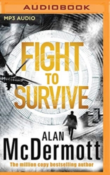 FIGHT TO SURVIVE, CD-Audio Book