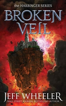 BROKEN VEIL, CD-Audio Book