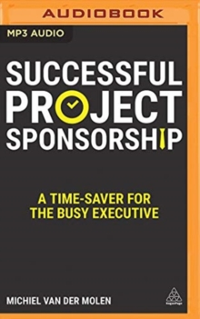 SUCCESSFUL PROJECT SPONSORSHIP, CD-Audio Book