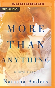 MORE THAN ANYTHING, CD-Audio Book