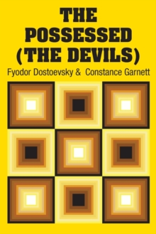 The Possessed (the Devils), Paperback / softback Book
