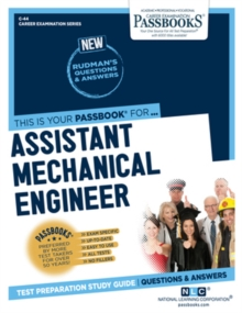 Assistant Mechanical Engineer, Paperback / softback Book