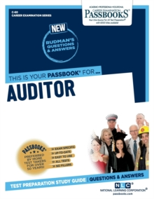 Auditor, Paperback / softback Book