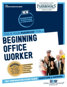 Beginning Office Worker, Paperback / softback Book
