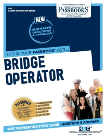 Bridge Operator, Paperback / softback Book