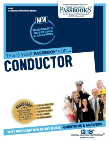 Conductor, Paperback / softback Book